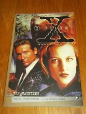 X-Files Haunting by Stefan Petrucha (Paperback, 1997)< 9781900097239