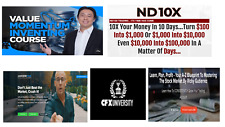 5 TOP Trading Strategy Course +BONUS -High value courses-See the List of Courses