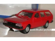 IMU 11049 ro   VW Passat Variant Bj. 1981   rot  , 1:87, neu,OVP