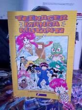 Teenager Manga Mutanti Il Gioco di Ruolo Dei Fumetti Giapponesi