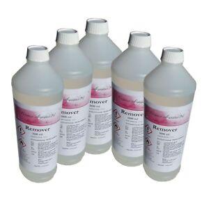 5000ml Remover entferner für Gel Polish UV-Soak-Off-Gel Gellack Shellac