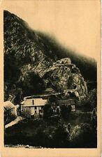 CPA Route des Alpes - Dans le Queyres la Maison du Roi (472836)