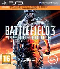 Battlefield 3 - Premium Edition Edition VGC (Sony PlayStation 3 Game)