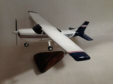 Cessna 172 ATP Airplane Desktop Wood Model