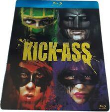 Kick Ass 1 Steelbook Édition Italienne blu-ray VO