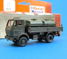 Roco Minitanks H0 502 MB 1017 A LKW mit Tankanlage Oliv Bundeswehr HO 1:87 OVP