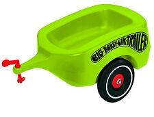 BIG Bobby Car Trailer Anhänger grün Classic #56275  ~*~ NEU ~*~