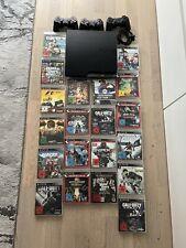Playstation 3 Inkl. 3 Controller und Viele Spiele