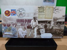 QC COLLECTION GB ALBUM BLETCHLEY PARK CRICKET FDC SEE PICS & DETAILS 16