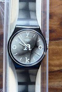 Yoko Ono Film No 4 Bottom Film 1996 SWATCH watch numbered box works Piece of sky