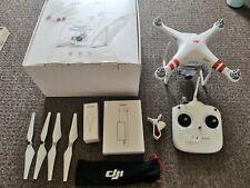 DJI Phantom 3 Standard Drone 2.7K -  White