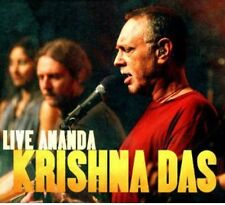 Krishna Das - Live Ananda [New CD] Canada - Import
