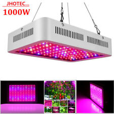 1000W LED Grow Light Full Spectrum Panel 2 Chips Lamp For Medical Plant Bloom