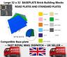Large 32 x 32  BASEPLATE Brick Building Blocks Compatible Base plate ROAD Plates