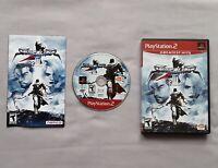 Soul Calibur III (Sony PlayStation 2, 2005) Greatest Hits