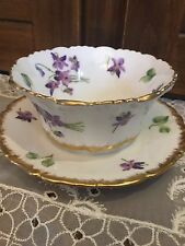 BEAUTIFUL VINTAGE T&V LIMOGES FRANCE GRAVY~CONDIMENT~CANDY DISH & PLATE BOWL