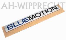 NEU VW Golf Blue Motion Passat Emblem Schriftzug Tiguan Caddy Aufkleber TDI TSI