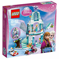 LEGO 41062 ELSA'S SPARKLING ICE CASTLE BRAND NEW SEALED DISNEY PRINCESS SET