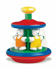 Ambi Toys - Teddy Carousel 31021 - Baby Educational Toy - 6 Months+