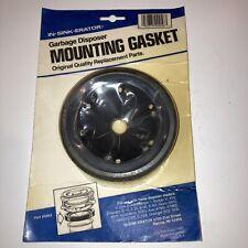"""InSinkErator Mounting Gasket 9963 for Badger Garbage Disposals 3-7/8"""" Diameter"""