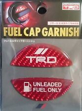 Genuine TRD Fuel Cap Garnish