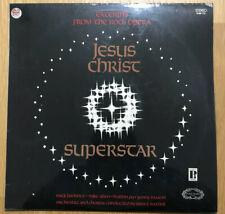 "JESUS CHRIST SUPERSTAR ORIGINAL VINTAGE VINYL 12"" LP RECORD ALBUM 1971 SHM 731"
