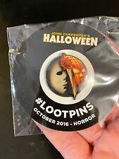 Loot Crate Exclusive Halloween Loot Pin (October 2016 Horror)
