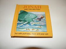 Jonah And The Big Fish 1995 Ill by Kay Widdowson Flying Frog 1st Print Fine-