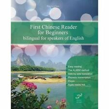 First Chinese Reader for Beginners by Chan, Marina | Paperback Book | 9788365242