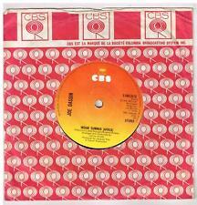 """Joe DASSIN   Indian summer (l'été indien)  ( Chante en Anglais)   7"""" SP 45 tours"""