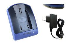 Cargador de red USB BN-VF808 para JVC GZ-MG555, MG575, MG610, MG630, MG633,MG634