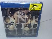 One Eyed Girl (Blu-ray, Region A, 2015) NEW - Many Extras -- No Tax