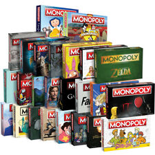 USAopoly MONOPOLY? Call Of Duty, IT, Guardians of The Galaxy, Warhammer  ...