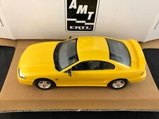 AMT/Ertl 1994 Ford Mustang GT (Canary Yellow) Promo Car 6294 New in Box