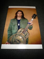 "Myles Kennedy SIGNED AUTOGRAFO SU 20x30 cm fotografia ""Alter Bridge"" inperson look"