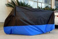 3XL Motorcycle Waterproof Cover for Honda Goldwing Valkyrie Rune GL 1500 1800