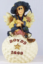 Boyds Folkstone Ornament, Birdie – Fore!, #25661, New