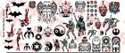 1/6 Scale Custom Tattoos: Star Wars And Movie Pack - Waterslide Decals For Sale