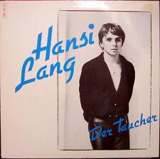 LP / HANSI LANG / PROMO / AUSTRIA / SCHALLTER AUFLAGE / RARITÄT /