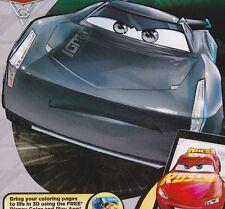 Brand New Disney Cars Pixar Color and Play Fast Ship Kids Come to Life