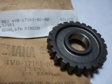 1980-83 YAMAHA YZ60 YZ80 YZ TRANSMISSION GEAR 6TH PINION NOS OEM # 4V0-17161-02