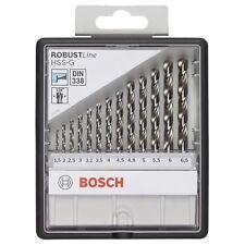 Bosch 2607010538 Hss-g 135° 13pcs Silver
