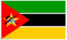 MOZAMBIQUE FLAG 5FT X 3FT