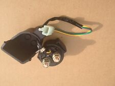 NEW SPARE ROAD LEGAL PIT BIKE STARTER SOLENOID 12 VOLTS MONKEY BIKE DIRT BIKE