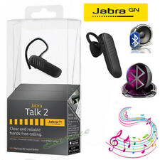 100% Genuine JABRA TALK 2 Mono Bluetooth Headset For All Mobile Phones - New