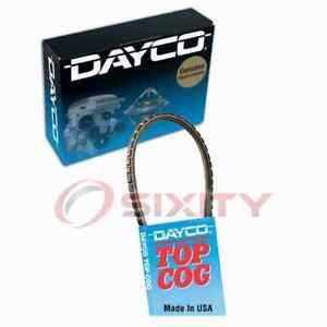 Dayco Fan Alternator Accessory Drive Belt for 1962-1965 Chevrolet Impala cw