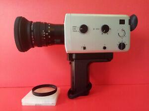 Vintage Design // Braun Nizo 156 XL. Super 8 Movie Camera /