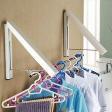 New Instahanger Wall Hanger Indoor Drying Rack Rail Dryer Fold Away Coat Hanger