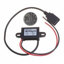 New 24V/12V To 5V USB Step-Down Module Output Power Adapter DC-DC Converter