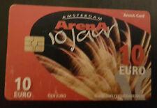Amsterdam Arena Card 2006 10 Jaar Amsterdam ArenA 10 euro